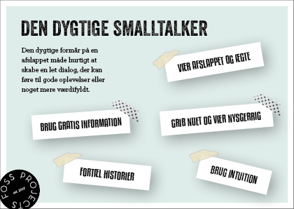Smalltalk postcards