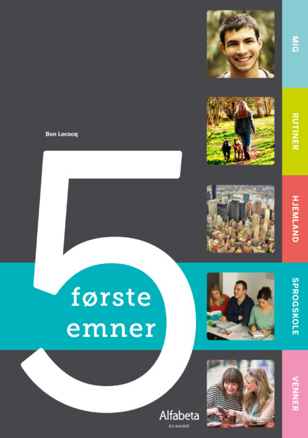 5 første emner