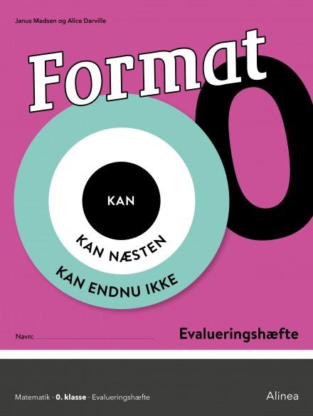 FORMAT 0 – evaluering