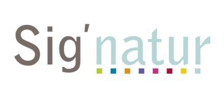 Sig'natur logo