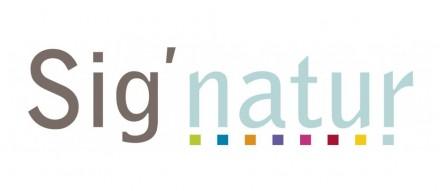 Sig'natur logo